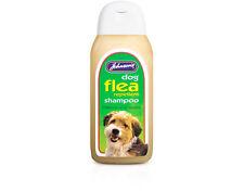 More details for johnsons dog flea cleansing shampoo 200ml
