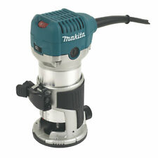 "Makita RT0700CX4 1/4"" Router / Laminate Trimmer with Trimmer Guide 110V 710w **"