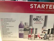 ORLY Gel FX Manicure System Starter Kit Nail Repair