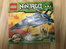LEGO 9442 Ninjago Jay's Storm Fighter Full complete!