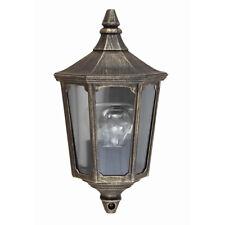Garden Zone Cricklade Half Lantern 1 x 60W E27 220-240v 50hz IP44 Class I