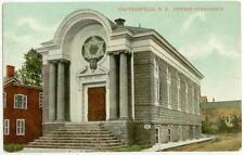 1912 Gloversville New York Jewish Synagogue