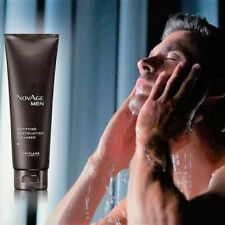 ORIFLAME NOVAGE MEN PURIFYING & EXFOLIATING CLEANSER face skin care dead skin