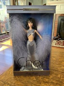2001 Mattel Timeless Treasures Collector Edition Bob Mackie Cher Doll, NRFB