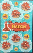 Dr. Stinky's Scratch & Sniff Stickers - Bacon - Excellent!!