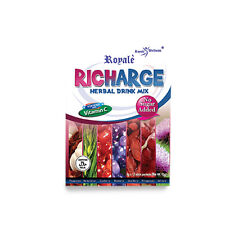 ROYALE RICHARGE JUICE DRINK