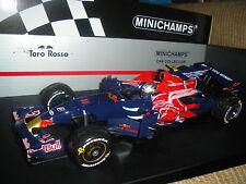 """Minichamps 1/18 TORO ROSSO"""" 1st GP WIN """"ITALIAN GP 2008 S. Vettel"""