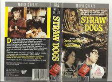 STRAW DOGS (1971) PRE-CERT UNCUT VIDEO TAPE