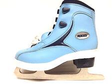 Roces RFG 1 light blue Eiskunstlauf Freizeit Gr. 36  Damen Schlittschuh Iceskate