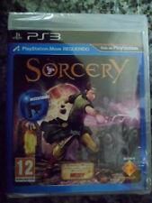 Sorcery PS3 Nuevo La Magia está en tus manos acción rol doblado al castellano-
