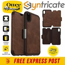 OTTERBOX Strada Case Suits iPhone XR - Espresso