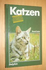 Katzen erkennen und bestimmen Delphin-Vlg., Köln Loxton, Howard: