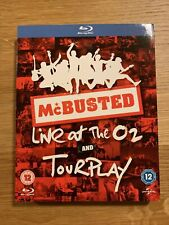 Mcbusted Live At The O2 and Tourplay