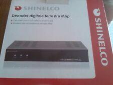 Decoder digitale shinelco dt101