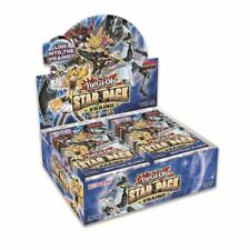 Yugioh 2018 Star Pack Vrains Booster Box - 50 packs! (Pre Order 3/30/2018)