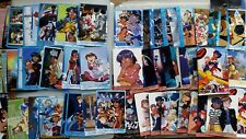 Nadia: The Secret of Blue Water MOVIE dvd Anime Trading Card lot of 56 cards!