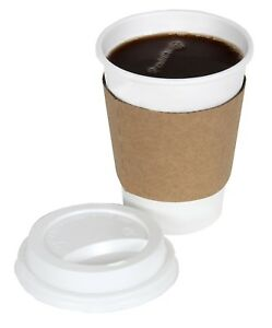 Coffee Shop Start Up Kit Disposables Bundles 100s Cups Straws Smoothie Bags