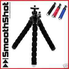Trípode Flexible Pulpo trípode Grip soporte soporte de montaje Dslr Cámaras Digitales