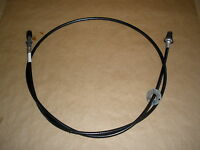 GENUINE LAND ROVER DRIVE END OF 2 PIECE SPEEDO METER CABLE SERIES III  PRC3720
