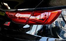 C028 Seat Leon 5F Facelift LED Rückleuchten Folien Set Red Aufkleber 3&5 Türer