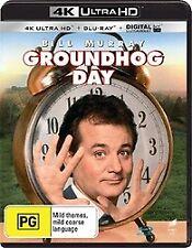 Groundhog Day 4K UHD & Blu-ray New & Sealed