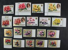 Ckstamps: Gb Niume Stamps Collection Scott#O1-O19 Mint Nh Og