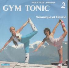 """Gym Tonic générique de l'emission 45T 7"""" veronique davina"""