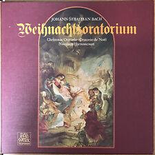Johann Sebastian Bach - Nikolaus Harnoncourt Telefunken 6.35022 2 x LP NM/EX