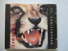 St. Christopher – Lioness - Vinyl Japan – ASKCD 53 - Sarah Records - MINT OOP!