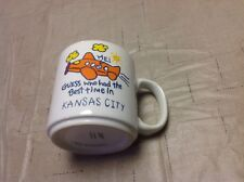 Guess Who Had The Best Time In Kansas City - Me Coffee Mug Papel
