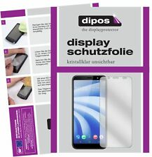 6x HTC U12 Life Screen Protector Protection Crystal Clear dipos