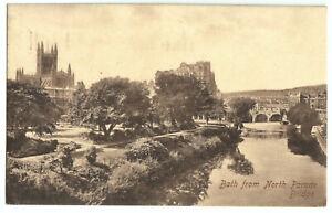 AK, Bath, Somerset, From North Parade Bridge, 1932