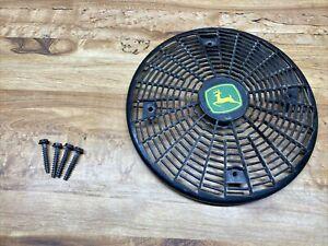 John Deere Mower E170, E180, D140, L118, L120, Engine Fan Screen P# LG494439