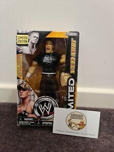 John Cena Limited Edition Exclusive Jakks Pacific Figure Figurine Wwe Spinner...