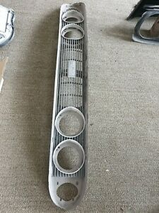 Triumph 2500 Front Panel And Grille