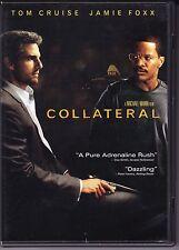 Collateral DVD Tom Cruise Jamie Foxx Jade Pinkett Smith
