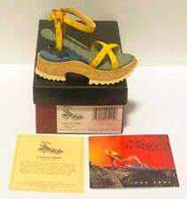 2001 Just The Right Shoe Custom Made 25115 New! Never Displayed! Mint In Box!