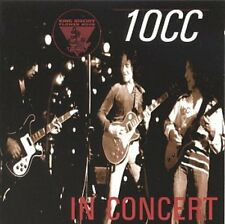 10cc - King Biscuit Flower Hour Presents in Concert [New CD]
