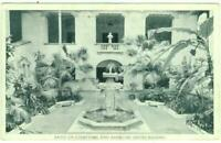 Postcard of Patio or Courtyard, Pan American Union Building, Washington DC