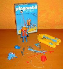 Playmobil 3574 Angler komplett in original Karton oVp