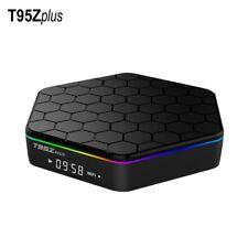 T95Z Plus Android 7.1 3GB 32GB Octa-Core 4K Smart TV Box S912 Amlogic WiFi