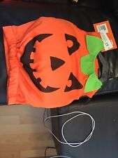 Pumpkin Halloween Costume Baby size 3/6 months .  Brand New with tags CE