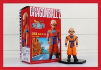 FIGURINE BANPRESTO DRAGON BALL Z DBZ THE FIGURE COLLECTION KRILIN 11cm JEU JOUET
