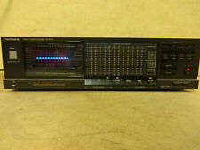 TECHNICS STEREO GRAPHIC EQUALIZER SH-8066