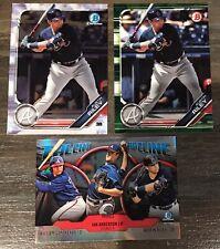 Austin Riley Atlanta Braves (3) Card Bowman Chrome,Camo,Talent Pipeline