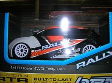 Traxxas Model #75054-1 Rally Car 1/18 new boxed lot # 9136