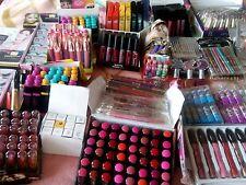 Branded wholesale joblot makeup 100 items new