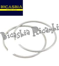 0484 SEGMENTI FASCE PISTONE CILINDRO DM 43 x1,5 PIAGGIO SI CIAO BRAVO BOXER BOSS
