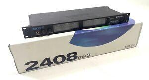 "MOTU 2408 Mk3 19"" rack-mountable audio interface"
