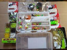 208 Piece Assorted Walleye/Pan Fish/Bass Kit